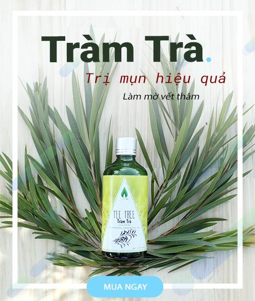Tinh Dầu Tràm Trà Tea Tree