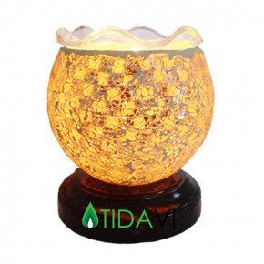 Đèn xông tinh dầu Pha Lê SD0367