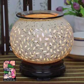 Đèn xông tinh dầu gốm cao cấp SDT0290